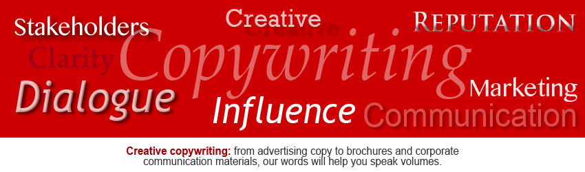 professional English language copywriting